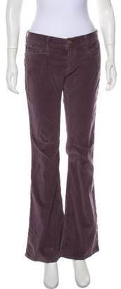MiH Jeans Casablanca Mid-Rise Jeans