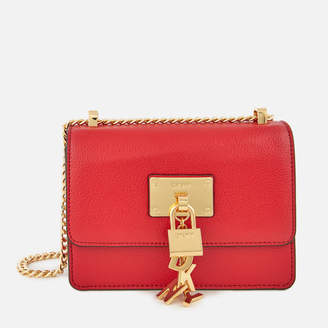 DKNY Women's Elissa Flap Cross Body Bag