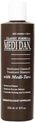 Clubman Medi Dan Medicated Dandruff Treatment Shampoo