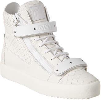 Giuseppe Zanotti Coby Leather Sneaker