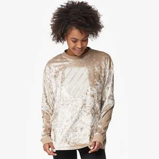 Joyrich Inc x K-Swiss Velvet Long Sleeve T-Shirt - Women's
