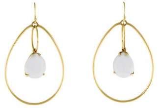Ippolita 18K Chalcedony Drop Earrings