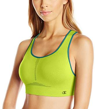 Champion The Infinity Shape Racerback Seamless Sports Bra (B0826)