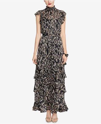 Rachel Roy Ruffled Maxi Dress