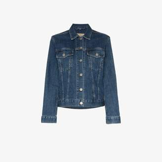 Burberry Rowledge embroidered jacket