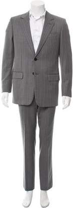 Louis Vuitton Two-Button Wool Suit