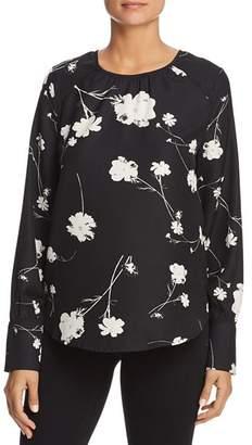 Vero Moda Zitta Floral Print Top
