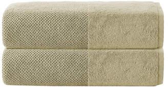 Enchante Home Incanto 2-Pc. Bath Towels Turkish Towel Set Bedding