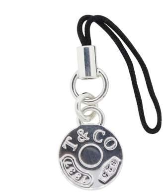 Tiffany & Co. Round Tag Keychain