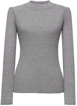 Banana Republic Fitted Crew-Neck Sweater