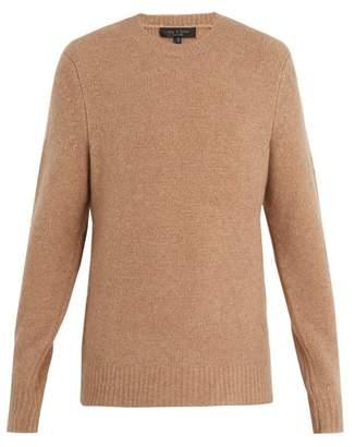 Rag & Bone Charles crew-neck wool-blend sweater