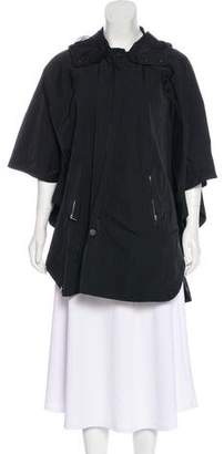 Theyskens' Theory Hooded Casual Cape