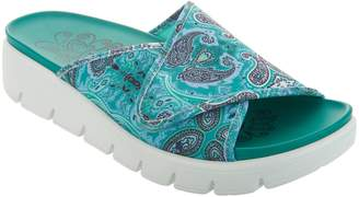 Alegria Neoprene Adjustable Slide Sandals - Airie
