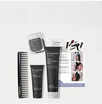 Living Proof Style Lab - Flat Brush Blowout Kit