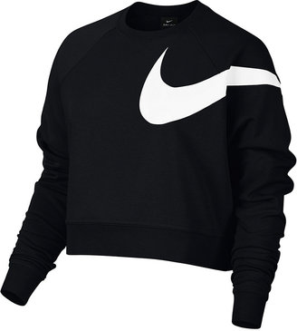 Nike Dry Cropped Training Top $65 thestylecure.com