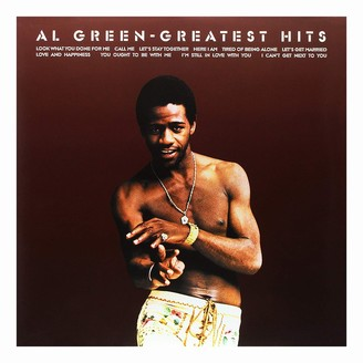 Vinyl Records Al Green - Greatest Hits Vinyl Record