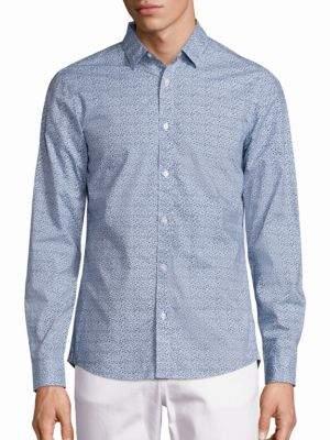 Michael Kors Slim Jackman Shirt