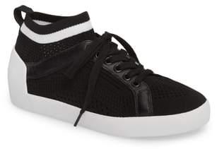 Ash Nolita Mid Top Sock Sneaker