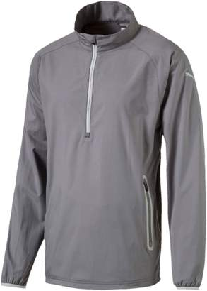 Half-Zip Golf Wind Jacket