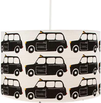 hunkydory home London Black Taxi Lampshade