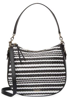 At Gilt Kate Spade Cobble Hill Mylie Woven Shoulder Bag