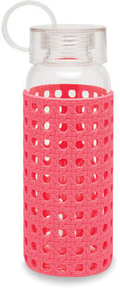 Jonathan Adler Kate Spade New York Glass Water Bottle, Coral Caning