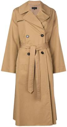 Nili Lotan Topher trench coat