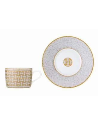 Hermes Mosaique au 24 Cup & Saucer