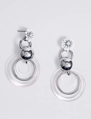Marks and Spencer Elaborate Hoop Earrings