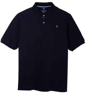 TailorByrd Stretch Pique Polo (Big & Tall) $89.50 thestylecure.com