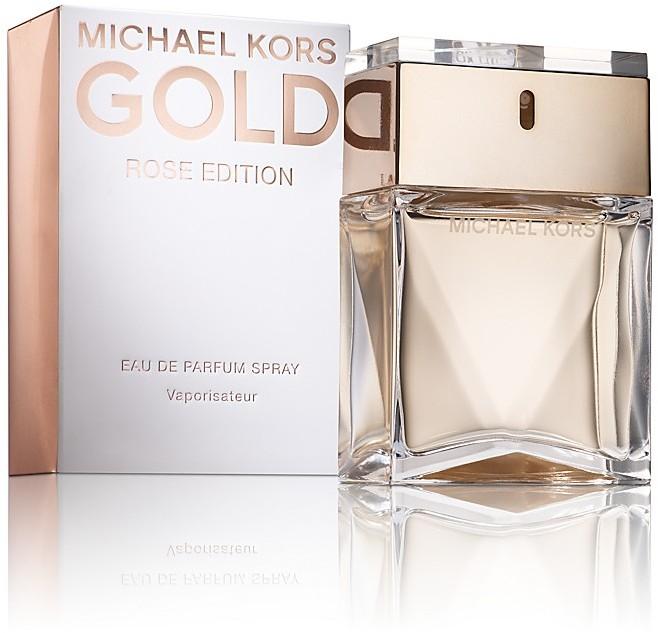 Michael Kors Gold The New Rose Edition Eau de Parfum 3.4 oz.