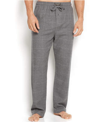 Polo Ralph Lauren Men Plaid Flannel Pajama Pants