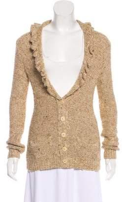 Ralph Lauren Silk Knit Cardigan