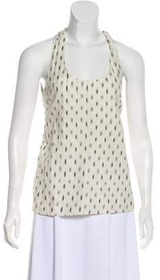 Steven Alan Printed Sleeveless Top