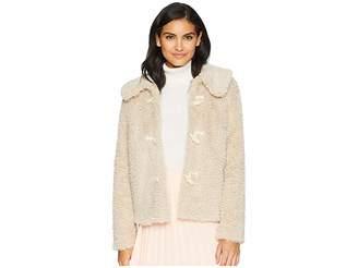 Kensie Teddy Fur Jacket KS0K2311