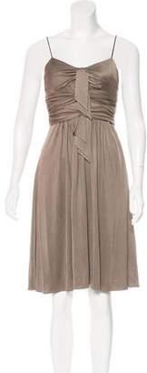 Issa Silk Cocktail Dress