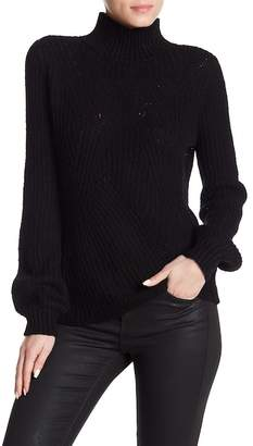 Lucky Brand Blouson Sleeve Sweater