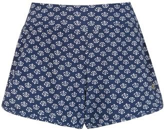 Track & Field Conchas shorts
