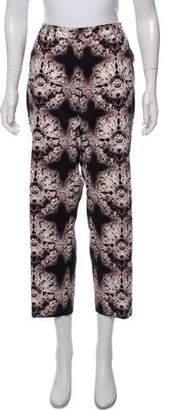 Mantu Mid-Rise Straight-Leg Pants