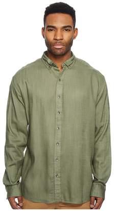 Publish Zayne Long Sleeve Button Up Men's Clothing