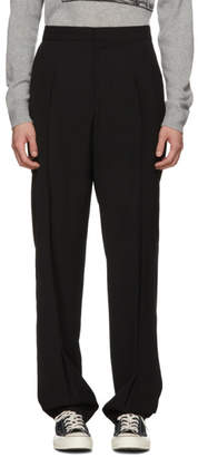 Stella McCartney Black Intoxication Dune Trousers