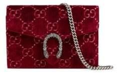 Gucci Mini Dionysus Velvet Chain Wallet