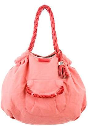 See by Chloe Large Canvas Hobo