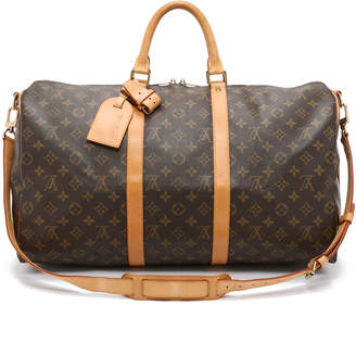 Louis Vuitton What Goes Around Comes Around Keepall (Previously Owned)