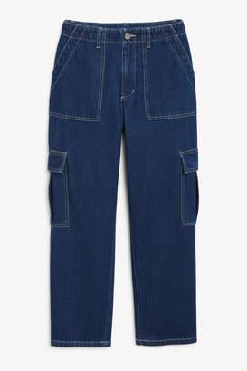 Monki Cargo jeans