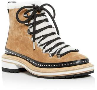 Rag & Bone Women's Compass Shearling Boots