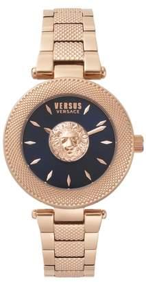 Versace Brick Lane Bracelet Watch, 40mm