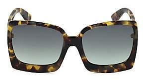 c1bb1a61eb93d Tom Ford Women s Katrine 60MM Square Sunglasses