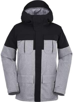 Volcom Alternate Insulated Hooded Jacket - Men's