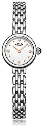 Rotary ' Cocktail' Quartz Stainless Steel Casual Watch